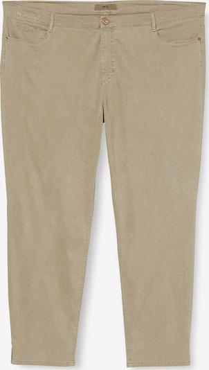 BRAX Jeans in khaki, Produktansicht