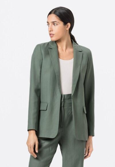 HALLHUBER Blazer in grün, Modelansicht