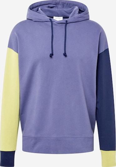 ARMEDANGELS Sweatshirt 'RAADU' in beige / marine / himmelblau, Produktansicht