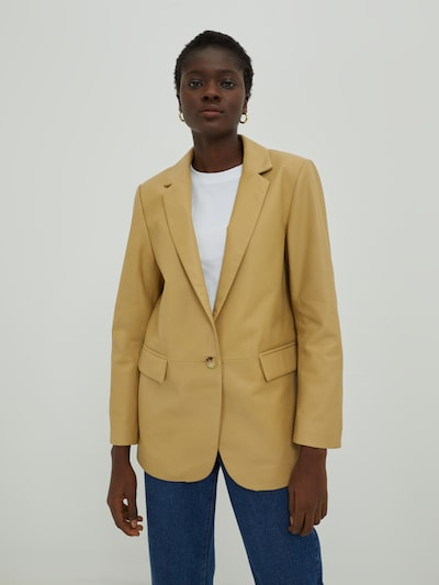 EDITED Blazer 'Miranda' in Beige, View model