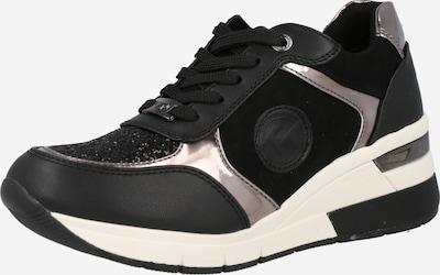 TOM TAILOR Sneakers in Gold / Black, Item view