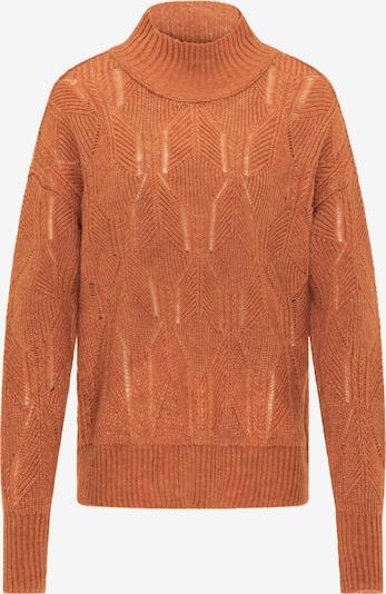 MUSTANG Pullover in cognac, Produktansicht