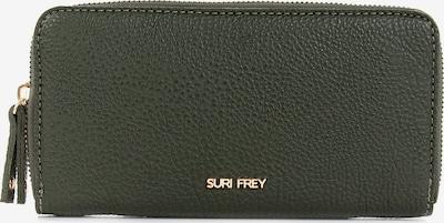 Suri Frey Porte-monnaies 'Ketty' en vert foncé, Vue avec produit