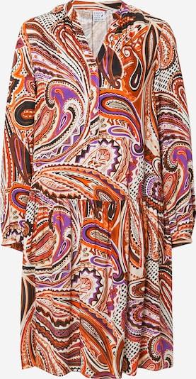 Emily Van Den Bergh Košilové šaty - hnědá / mix barev, Produkt