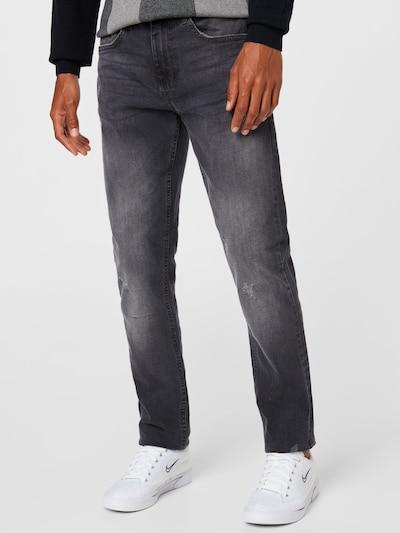 Jeans BLEND pe gri denim, Vizualizare model