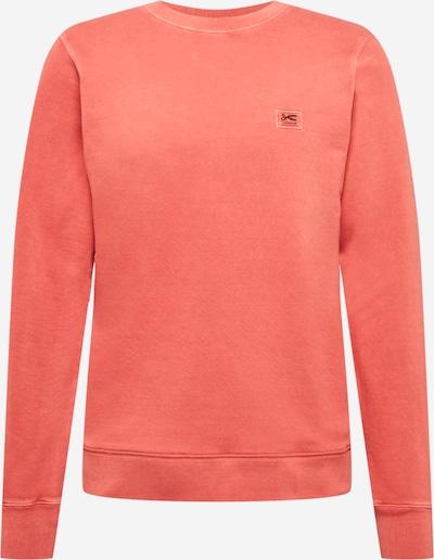 DENHAM Sweatshirt in de kleur Lichtrood, Productweergave