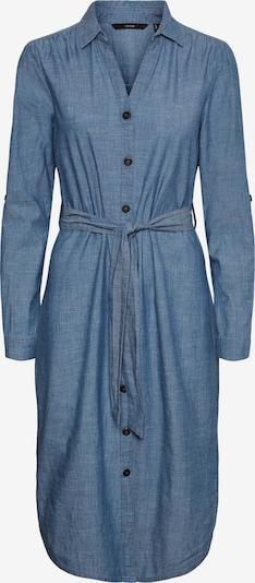 Rochie tip bluză 'Akela' VERO MODA pe albastru denim, Vizualizare produs