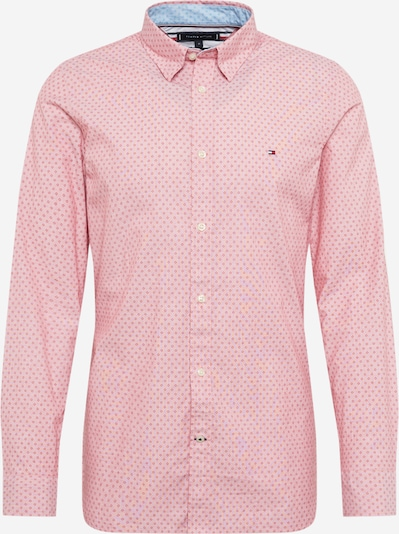 TOMMY HILFIGER Hemd in rot / pastellrot, Produktansicht
