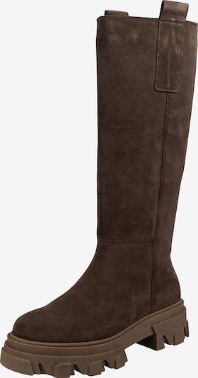 JOLANA & FENENA Stiefel in dunkelbraun, Produktansicht