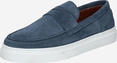 Papuci de casă 'Th.Curry' The Original 1936 Copenhagen pe albastru porumbel, Vizualizare produs