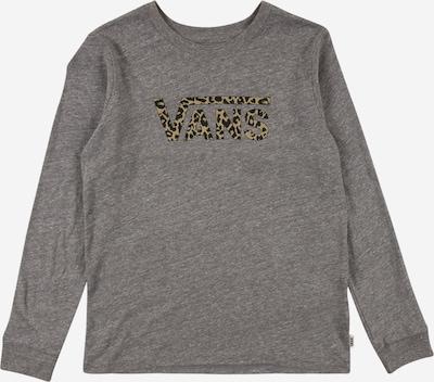 Tricou VANS pe gri amestecat / pudră / negru, Vizualizare produs