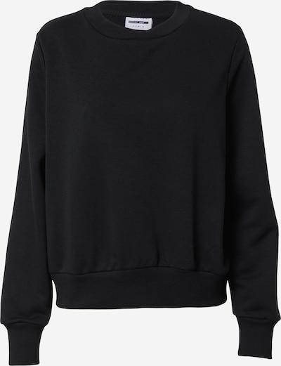 Noisy may Sweatshirt 'LUPA' in schwarz, Produktansicht