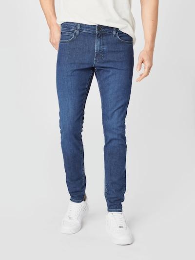 Lee Jeans 'Malone' in blue denim, Modelansicht