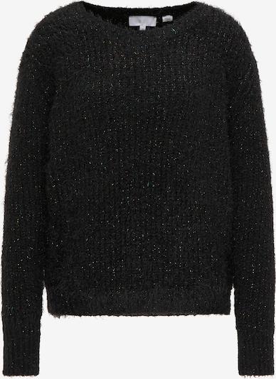 usha WHITE LABEL Pullover in schwarz, Produktansicht