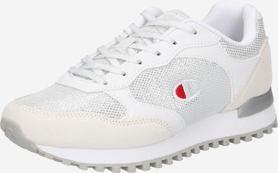 Champion Authentic Athletic Apparel Sneaker in hellgrau / feuerrot / silber / weiß, Produktansicht