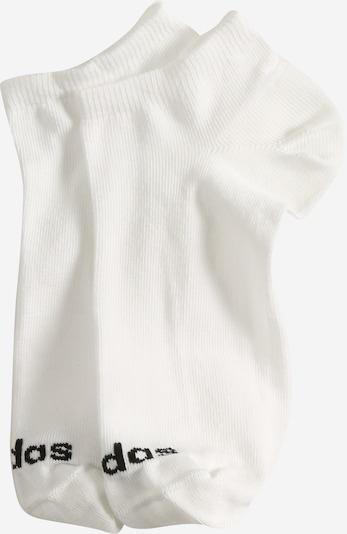 Șosete sport ADIDAS PERFORMANCE pe negru / alb, Vizualizare produs