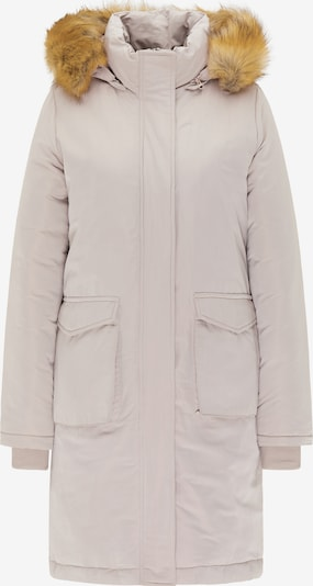 Usha Winter coat in Light grey, Item view