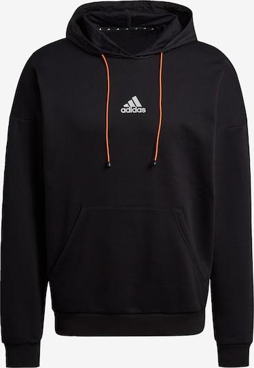 ADIDAS PERFORMANCE Sportsweatshirt in de kleur Blauw / Lichtgrijs / Lichtrood / Zwart, Productweergave