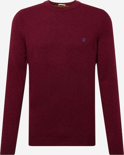 TIMBERLAND Пуловер в винено червено, Преглед на продукта