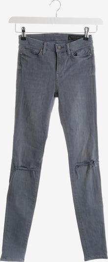 All Saints Spitalfields Jeans in 25 in blau, Produktansicht