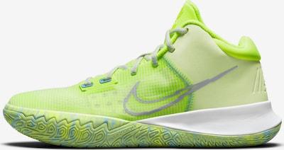 NIKE Basketballschuhe 'Kyrie Flytrap IV' in grau / neongrün, Produktansicht