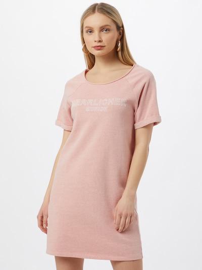 Rochie 'Hema' Herrlicher pe roz amestecat / alb, Vizualizare model