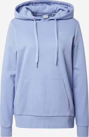 4F Athletic Sweatshirt in Blue