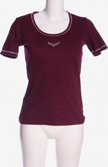 Trigema Strickshirt in S in rot, Produktansicht