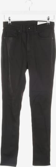 rag & bone Jeans in 27 in schwarz, Produktansicht
