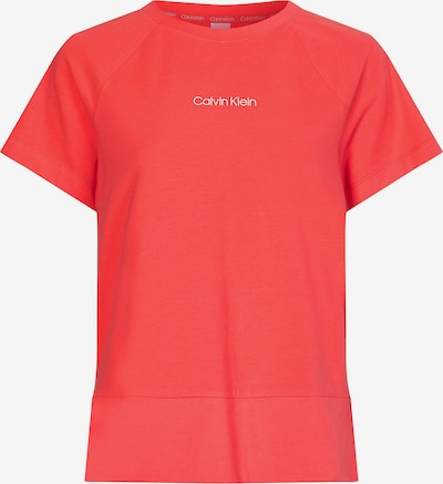 Calvin Klein Underwear T-shirt in blutrot, Produktansicht