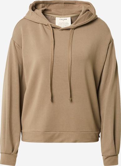 Cream Sweatshirt in greige, Produktansicht