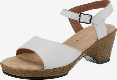 Paul Vesterbro Sandals in White, Item view