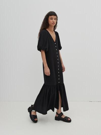 EDITED Kleita 'Isabela' melns, Modeļa skats