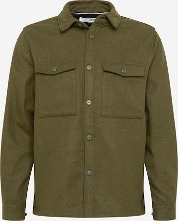 !Solid Hemd in Grün