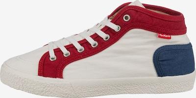 KICKERS Sneaker in blau / rot / weiß, Produktansicht