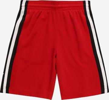 sarkans Jordan Sporta bikses