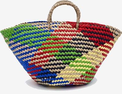 Kamoa Strandtasche in mischfarben, Produktansicht