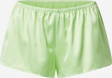 LingaDore Pyjamasbukse i grønn