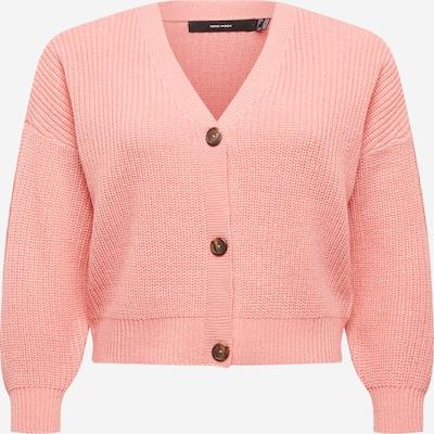 Vero Moda Curve Knit cardigan 'LEA' in Pink, Item view