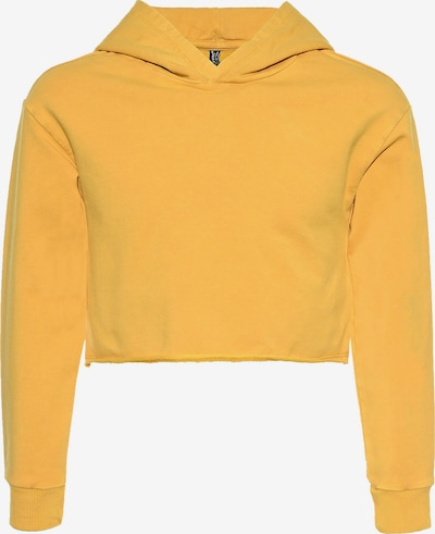 BLUE EFFECT Sweatshirt in dark yellow, Item view