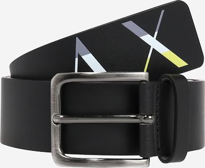 ARMANI EXCHANGE Gürtel in schwarz, Produktansicht