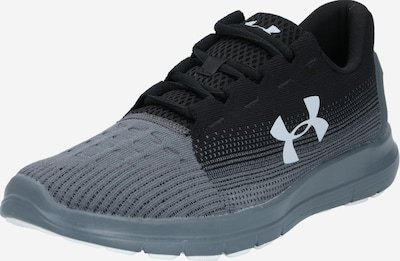UNDER ARMOUR Chaussure de sport 'Remix 2.0' en gris / noir / blanc, Vue avec produit