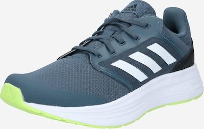 ADIDAS PERFORMANCE Chaussure de course 'GALAXY 5' en bleu foncé / blanc, Vue avec produit