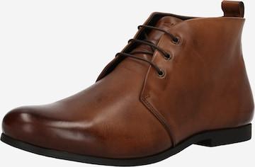 ROYAL REPUBLIQ Chukka Boots i brun