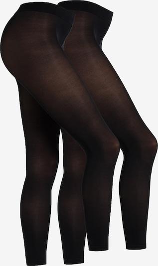 camano Leggings '3D Premium 60 DEN' in schwarz, Produktansicht