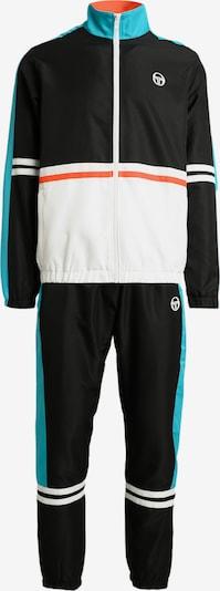 Sergio Tacchini Trainingsanzug 'Felix Tracksuit' in mischfarben / schwarz, Produktansicht