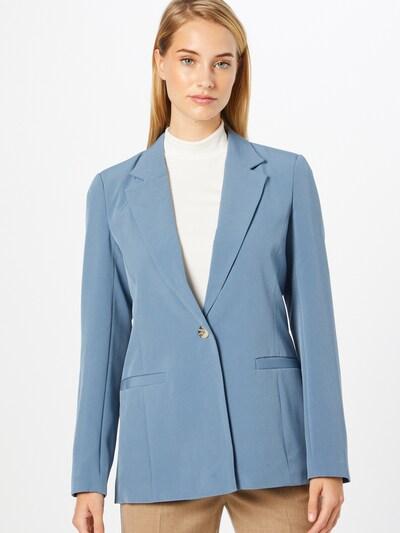 VILA Blazer in Smoke blue, View model