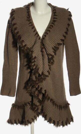 Linea Tesini Strick Cardigan in XL in braun, Produktansicht