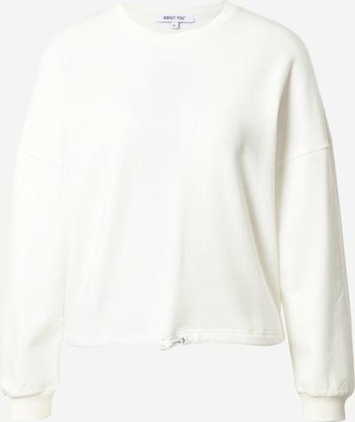 ABOUT YOU Sweatshirt 'Norina' i vit, Produktvy