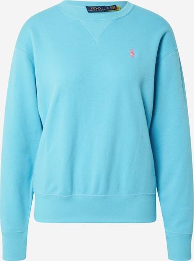 POLO RALPH LAUREN Sweatshirt in türkis, Produktansicht